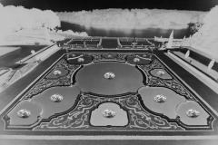 Bleinheim, le jardin français, 1929