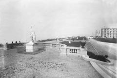 Tréport-Terrasse, Achille Duchêne, 1897