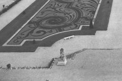 Vaux-le-Vicomte, détail, Achille Duchêne, 1920