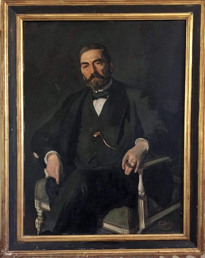 portrait Henri Duchêne