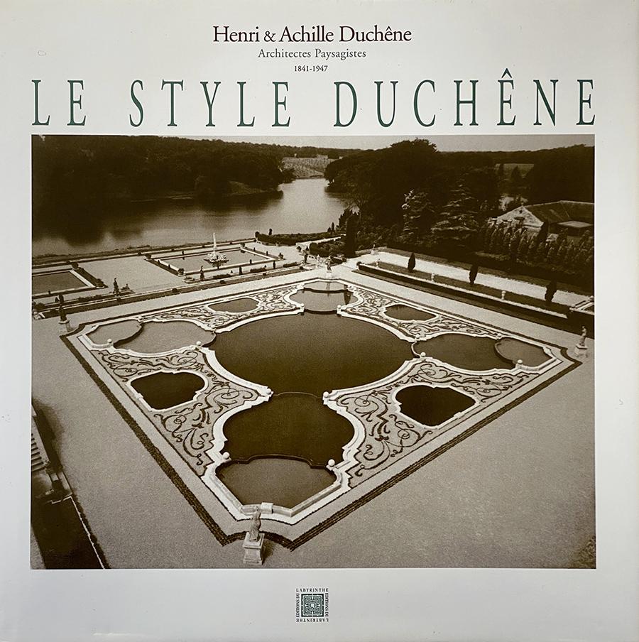 Le Style Duchêne, couverture