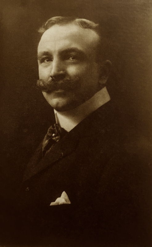Achille Duchêne en 1892